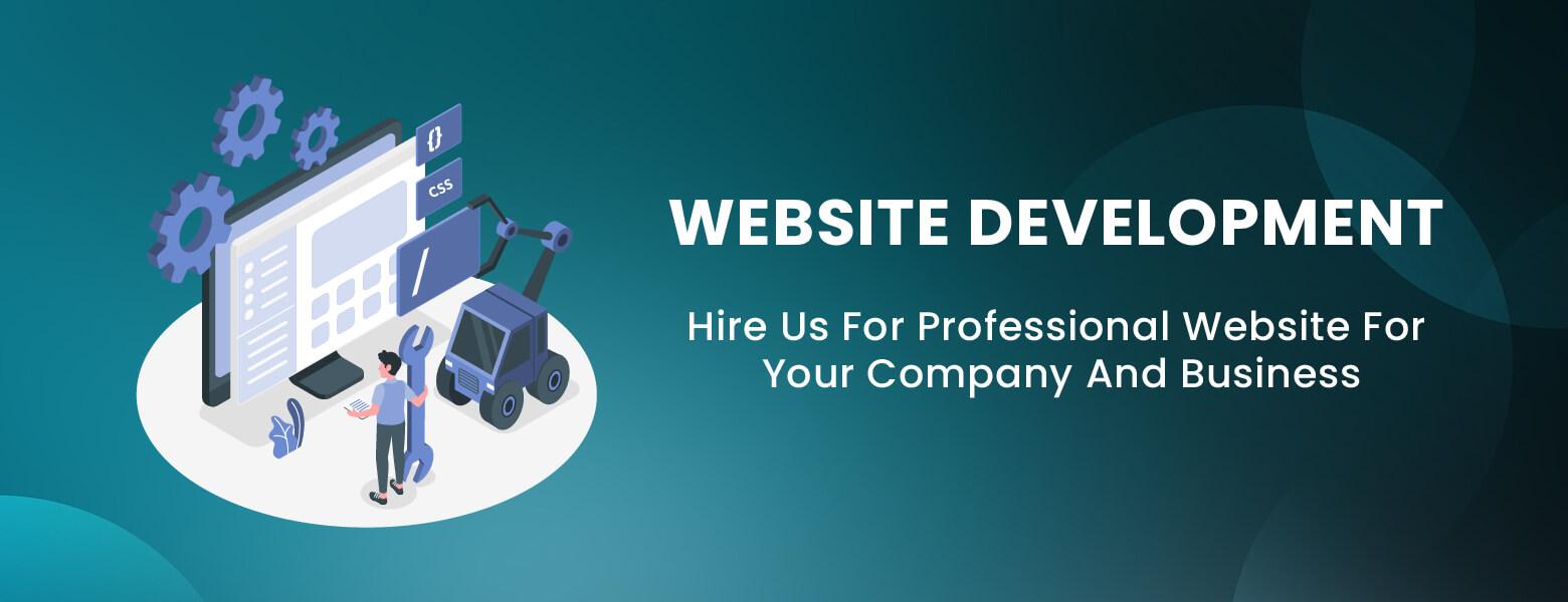 Website development Sliders